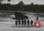 Image of ground mobility courses Fort Benning Georgia USA, 1958, second 42 stock footage video 65675073588