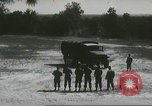 Image of ground mobility courses Fort Benning Georgia USA, 1958, second 43 stock footage video 65675073588