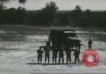 Image of ground mobility courses Fort Benning Georgia USA, 1958, second 44 stock footage video 65675073588
