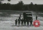 Image of ground mobility courses Fort Benning Georgia USA, 1958, second 45 stock footage video 65675073588