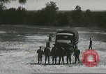 Image of ground mobility courses Fort Benning Georgia USA, 1958, second 46 stock footage video 65675073588