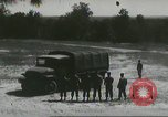 Image of ground mobility courses Fort Benning Georgia USA, 1958, second 48 stock footage video 65675073588