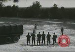 Image of ground mobility courses Fort Benning Georgia USA, 1958, second 50 stock footage video 65675073588