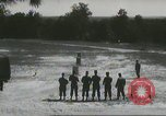 Image of ground mobility courses Fort Benning Georgia USA, 1958, second 51 stock footage video 65675073588