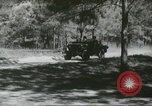 Image of United States Army Infantry School Fort Benning Georgia USA, 1958, second 3 stock footage video 65675073590