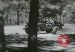 Image of United States Army Infantry School Fort Benning Georgia USA, 1958, second 5 stock footage video 65675073590