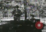 Image of United States Army Infantry School Fort Benning Georgia USA, 1958, second 11 stock footage video 65675073590