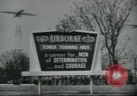 Image of United States Army Airborne soldiers United States USA, 1955, second 4 stock footage video 65675073603