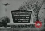 Image of United States Army Airborne soldiers United States USA, 1955, second 6 stock footage video 65675073603