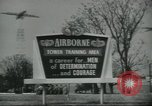 Image of United States Army Airborne soldiers United States USA, 1955, second 8 stock footage video 65675073603