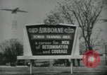 Image of United States Army Airborne soldiers United States USA, 1955, second 13 stock footage video 65675073603