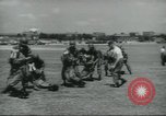 Image of United States Army Airborne soldiers United States USA, 1955, second 57 stock footage video 65675073603