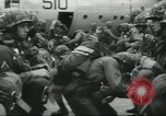 Image of United States Army Airborne soldiers United States USA, 1955, second 12 stock footage video 65675073604