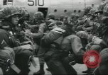 Image of United States Army Airborne soldiers United States USA, 1955, second 13 stock footage video 65675073604