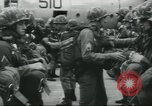 Image of United States Army Airborne soldiers United States USA, 1955, second 14 stock footage video 65675073604