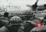 Image of United States Army Airborne soldiers United States USA, 1955, second 18 stock footage video 65675073604