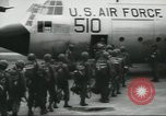 Image of United States Army Airborne soldiers United States USA, 1955, second 26 stock footage video 65675073604