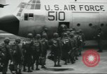 Image of United States Army Airborne soldiers United States USA, 1955, second 27 stock footage video 65675073604