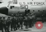 Image of United States Army Airborne soldiers United States USA, 1955, second 28 stock footage video 65675073604