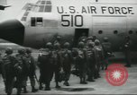 Image of United States Army Airborne soldiers United States USA, 1955, second 29 stock footage video 65675073604