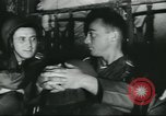 Image of United States Army Airborne soldiers United States USA, 1955, second 52 stock footage video 65675073604