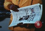 Image of Stars and Stripes newspaper Korea, 1975, second 46 stock footage video 65675073619
