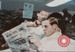 Image of Stars and Stripes newspaper South East Asia, 1975, second 39 stock footage video 65675073629