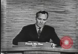 Image of presidential election debate Washington DC USA, 1960, second 26 stock footage video 65675073643