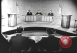 Image of presidential election debate Washington DC USA, 1960, second 48 stock footage video 65675073643