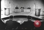 Image of presidential election debate Washington DC USA, 1960, second 49 stock footage video 65675073643