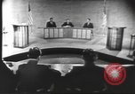 Image of presidential election debate Washington DC USA, 1960, second 51 stock footage video 65675073643