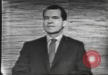 Image of presidential election debate Washington DC USA, 1960, second 54 stock footage video 65675073643