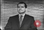 Image of presidential election debate Washington DC USA, 1960, second 55 stock footage video 65675073643