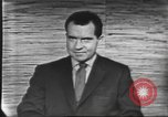 Image of presidential election debate Washington DC USA, 1960, second 56 stock footage video 65675073643