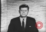Image of presidential election debate Washington DC USA, 1960, second 57 stock footage video 65675073643