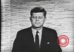 Image of presidential election debate Washington DC USA, 1960, second 58 stock footage video 65675073643