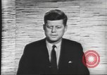 Image of presidential election debate Washington DC USA, 1960, second 61 stock footage video 65675073643