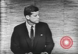 Image of presidential election debate Washington DC USA, 1960, second 2 stock footage video 65675073644