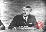 Image of presidential election debate Washington DC USA, 1960, second 8 stock footage video 65675073646