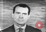 Image of presidential election debate Washington DC USA, 1960, second 14 stock footage video 65675073646