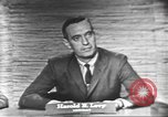 Image of presidential election debate Washington DC USA, 1960, second 14 stock footage video 65675073650