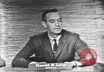 Image of presidential election debate Washington DC USA, 1960, second 22 stock footage video 65675073650
