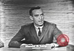 Image of presidential election debate Washington DC USA, 1960, second 23 stock footage video 65675073650