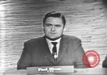 Image of presidential election debate Washington DC USA, 1960, second 10 stock footage video 65675073651