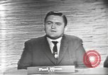 Image of presidential election debate Washington DC USA, 1960, second 14 stock footage video 65675073651