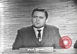 Image of presidential election debate Washington DC USA, 1960, second 15 stock footage video 65675073651