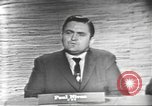 Image of presidential election debate Washington DC USA, 1960, second 20 stock footage video 65675073651