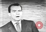 Image of presidential election debate Washington DC USA, 1960, second 25 stock footage video 65675073651