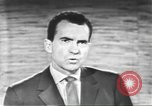Image of presidential election debate Washington DC USA, 1960, second 40 stock footage video 65675073651