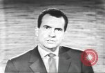 Image of presidential election debate Washington DC USA, 1960, second 58 stock footage video 65675073651